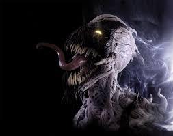 anti venom 3d concept art digital