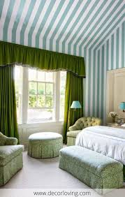Bedroom Curtains Ideas In Avocado Green For A Dramatic Effect In The Room In 2020 Stylish Kids Bedroom Master Bedrooms Decor Blue Bedroom Walls