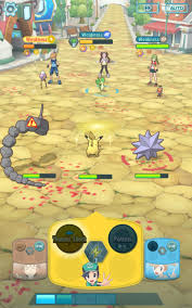 Pokémon Masters for Android - APK Download
