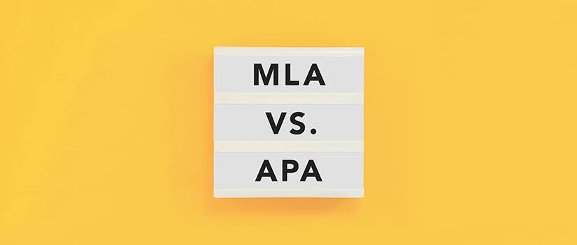 Image result for MLA Vs. APA: 5 Key Differences""