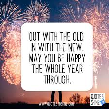 latest happy new year quotes and sayings
