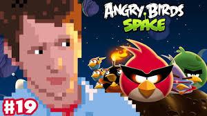 Angry Birds Space - Gameplay Walkthrough - Part 19 - Tetris - YouTube
