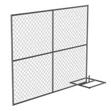 Chain Link Fence Slats Chain Link Fencing The Home Depot