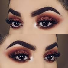 dark brown eyes eye eyemakeup makeup