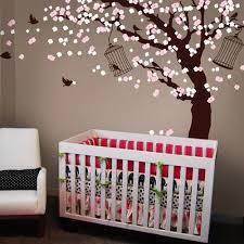 Cherry Blossom Tree Wall Decal Pinknbluebaby Com