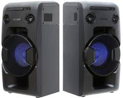 Loa bluetooth karaoke hifi Sony MHC-V11 bh 21/6/2019 + Loa thanh bluetooth  Samsung HW-K350 bh 7/2019 - 2.100.000đ