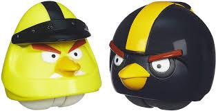 Amazon.com: Angry Birds Playskool Heroes Angry Birds Go! Yellow ...