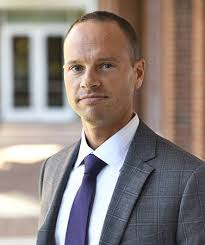 Connor Scott becomes acting vice president for security at Johns Hopkins |  Hub