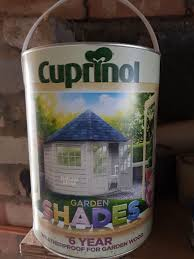 Cuprinol 5l Paint Natural Stone In Rm9 Dagenham For 25 00 For Sale Shpock