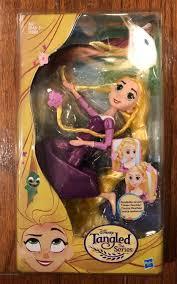 rapunzel articulated doll playset