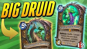 Barnabus in Druid