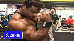 Aaron Baker - Chest & Arms Workout For 1998 Mr.Olympia - YouTube ...
