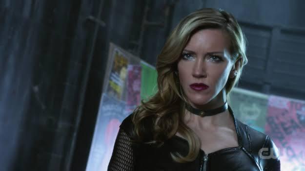 Katie Cassidy plays Laurel Lance in Arrow