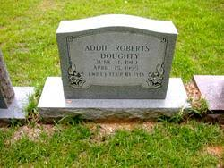 Addie Roberts Doughty (1910-1995) - Find A Grave Memorial
