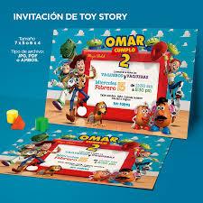 Toy Story Invitaciones Espanol Samyysandra Com