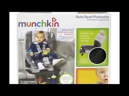 baby auto seat protector