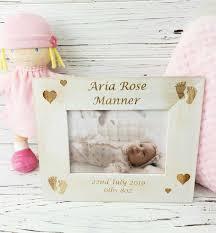 photo frame 6x4 baby newborn