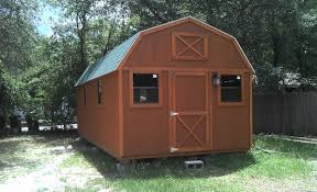 barn or shed into a livable tiny house