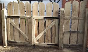 Traditional Fencing Gates Rustic Carpentry