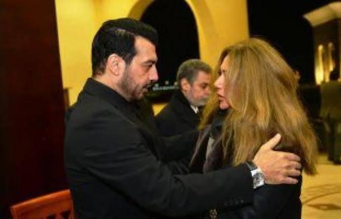 """نتيجة بحث الصور عن عزاء والد إيهاب توفيق"""""""