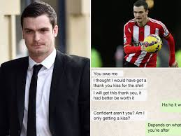 Adam Johnson child sex shame: Teenage victim says she feels 'broken' and  expresses sympathy for footballer's ex - Daily Record