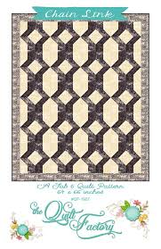 Chain Link Quilt Pattern Qf 1907 By The Quilt Factory Jordan Fabrics