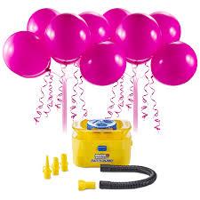 Bunch O Balloons Portable Party Balloon Electric Air Pump Starter ...