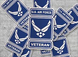 U S Air Force Rear Window Decal Sticker 14 X14 7515 13 99 Picclick