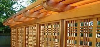 Garden Accents Lattice Panels Picnic Tables Railroad Ties Garden Furniture
