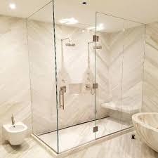 glass door for bathroom shower