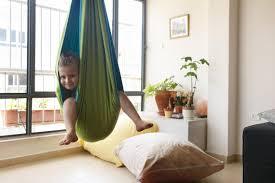 Indoor Swing Sensory Swing Hanging Chair Kids Hammock Kids Etsy