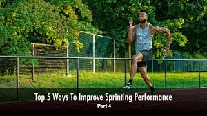 fitman presents how to sprint faster 4