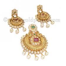 guttapusalu pendant earrings with