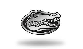 Florida Gators Logo 3d Chrome Auto Decal Sticker New Truck Car Rico Groupon