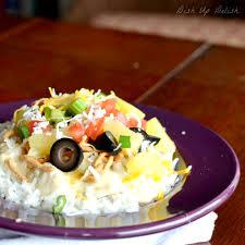 from scratch hawaiian haystacks dish