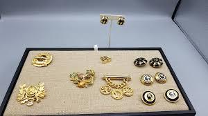 9pc vine st john jewelry