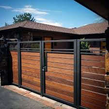 Top 40 Best Wooden Gate Ideas Front Side And Backyard Designs
