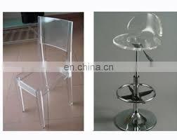 office chair plexiglass acrylic