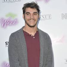 R.J. Mitte breaks heel in river jump | People Magazine