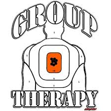 Group Therapy Pro Guns Firearms Ak47 M16 Ar15 2nd Amendment Truck Car Decal By Achtung T Shirt Llc Luis S Welsher