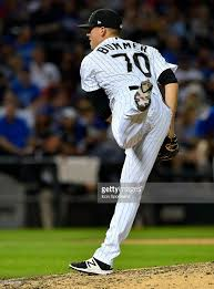 Chicago White Sox relief pitcher Aaron Bummer pitches the ball during... |  Chicago white sox, White sock, Chicago