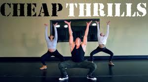 sia thrills the fitness
