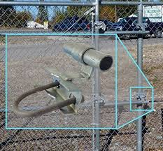 Rolling Gate Hardware Kit Chain Link Parts Chain Gate Hardware Kit Link Parts Rolling In 2020 Gate Hardware Chain Link Fence Gate Gate Wheel