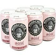 woodchuck bubbly rose cider 12 oz cans