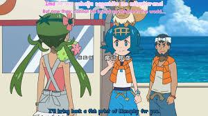 SGSubs - Pokemon Sun and Moon Episode 146: Thank you, Alola ...