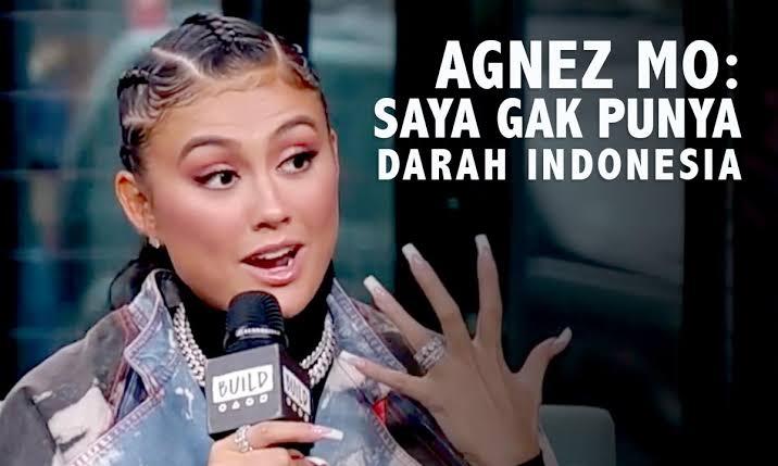 """Image result for Agnez Mo: Aku Enggak Punya Darah Indonesia, Aku Cuma Lahir Di Sana!"""""""