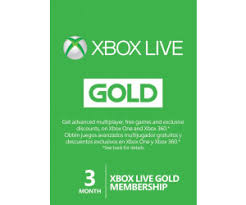 microsoft xbox live gold from 7 07