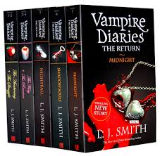 The Vampire Diaries | Vampire diaries books, Vampire diaries ...