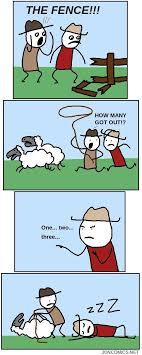 Counting Sheep Memes