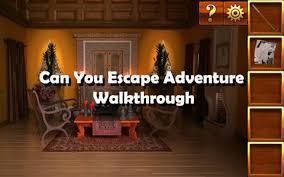 can you escape adventure walkthrough